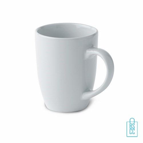 Klassieke Koffiemok goedkoop bedrukken, Koffiemok bedrukt, Koffiemok met logo, bedrukte Koffiemok