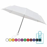 LGF-205, Opvouwbare paraplu bedrukken, goedkope paraplu bedrukt