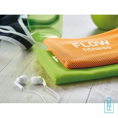 Sporthanddoek goedkoop bedrukken fitness, sporthanddoek bedrukt, sporthanddoek met logo