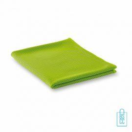 Sporthanddoek goedkoop bedrukte, sporthanddoek bedrukt, sporthanddoek met logo