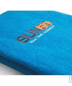 Sporthanddoek groot bedrukken geborduurd, sporthanddoek bedrukt, sporthanddoek met logo