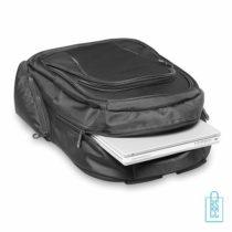 Laptop rugzak 15 inch extreem zware kwaliteit bedrukken veel vakken, laptoptas bedrukt, goedkope laptoptas met logo