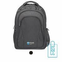 Laptop rugzak 15 inch extreem zware kwaliteit bedrukken, laptoptas bedrukt, goedkope laptoptas met logo