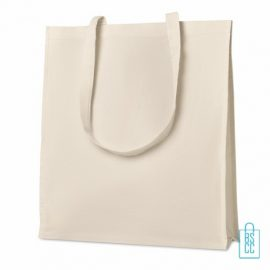 Luxe tas biologisch bedrukken duurzaam, duurzaam tasje bedrukt, goedkope milieuvriendelijke tas