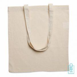 Milieuvriendelijke cotton boodschappentas bedrukken met logo