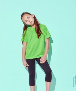 Gym T-Shirt Kind bedrukt
