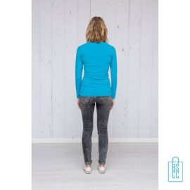 Longsleeve Dames Goedkoop bedrukt met opdruk, longsleeve bedrukt, bedrukte longsleeve met logo
