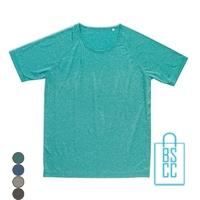 Sport-Shirt Heren Active Dry bedrukken