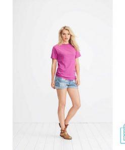 T-Shirt Dames Fashion bedrukken, T-Shirt lang bedrukken, Goedkope T-shirts bedrukken