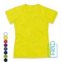 T-Shirt Dames Sport Goedkoop bedrukken