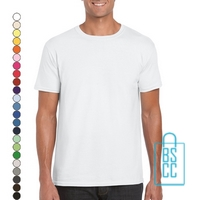 T-Shirt Heren Casual bedrukken