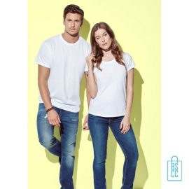 T-Shirt Heren Jersey bedrukken goedkoop