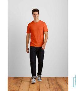 T-Shirt Heren Premium bedrukken met logo