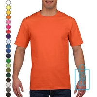 T-Shirt Heren Premium bedrukken