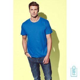 T-Shirt Heren Ronde Hals bedrukken goedkoop