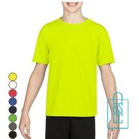 T-Shirt Kind Korte Mouwen bedrukken