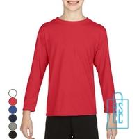 T-Shirt Kind lange mouwen bedrukken