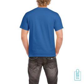 T-Shirt Mannen Budget bedrukt coolblue