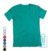 T-Shirt Mannen Cotton bedrukken