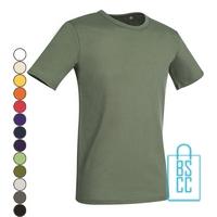 T-Shirt Mannen Soft Jersey bedrukken