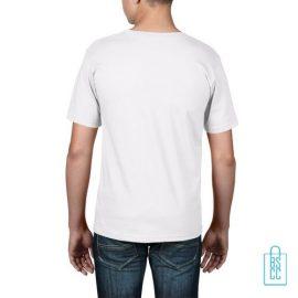 T-Shirt kind goedkoop bedrukt wit