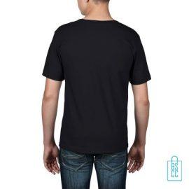 T-Shirt kind goedkoop bedrukt zwart