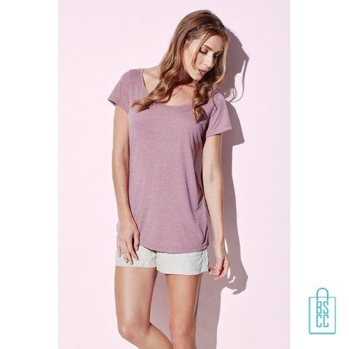 T-Shirt vrouwen Vintage bedrukken goedkoop