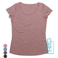 T-Shirt vrouwen Vintage bedrukken