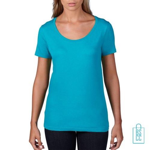 T-shirt Dames goedkoop bedrukken, T-shirt bedrukt, T-shirt met opdruk, T-Shirt ontwerpen