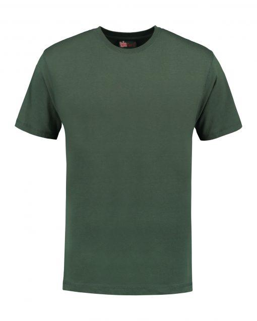 T-shirt heren unisex bedrukken Donkergroen