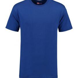 T-shirt heren unisex bedrukken blauw