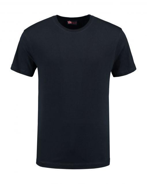 T-shirt heren unisex bedrukken donkerblauw