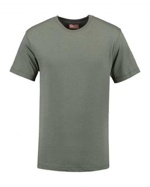 T-shirt heren unisex bedrukken grijs grey