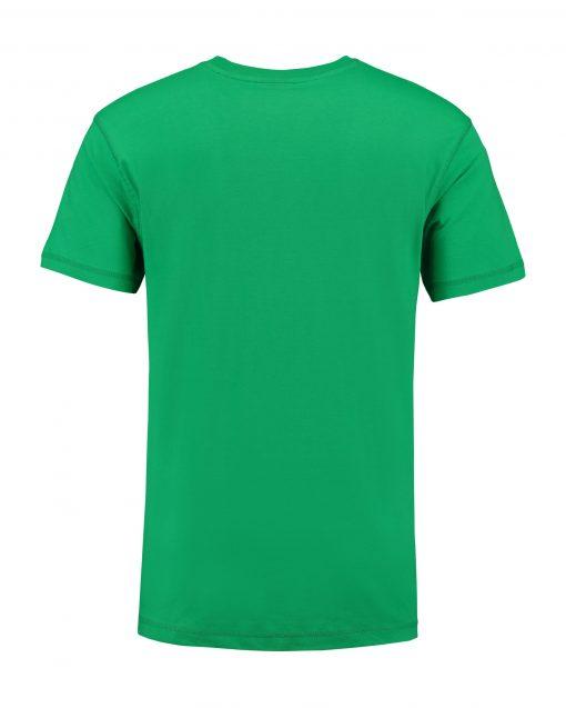 T-shirt heren unisex bedrukken groene