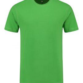 T-shirt heren unisex bedrukken lichtgroene