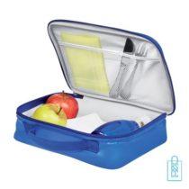Koeltas koffer bedrukken goedkoop blauw