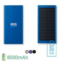 Powerbank solar bedrukken