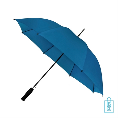 Goedkope paraplu bedrukken GP-31 blauw