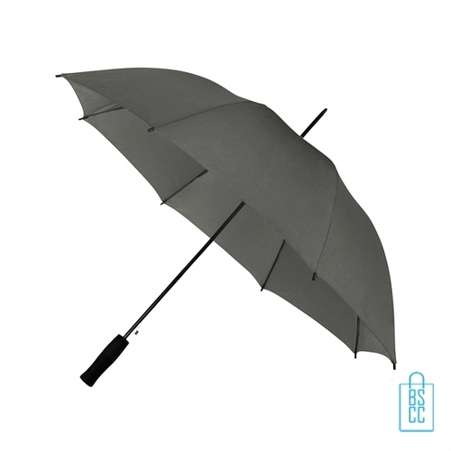 Goedkope paraplu bedrukken GP-31 grijs goedkoop