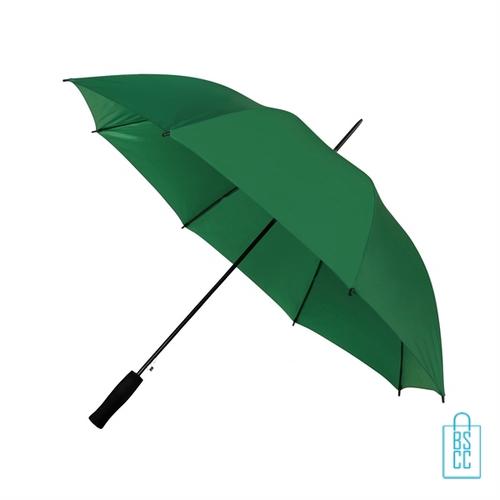 Goedkope paraplu bedrukken GP-31 groen