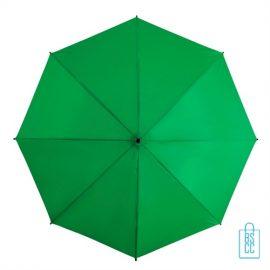 Goedkope paraplu bedrukken GP-31 licht groen
