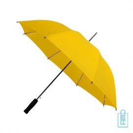 Goedkope paraplu bedrukken GP-31 oker geel