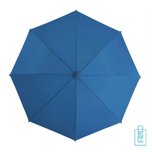 Goedkope paraplu bedrukt GP-31 blauw goedkoop