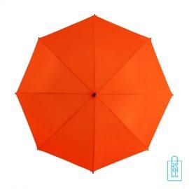 Goedkope paraplu bedrukt GP-31 oranje koningsdag WK