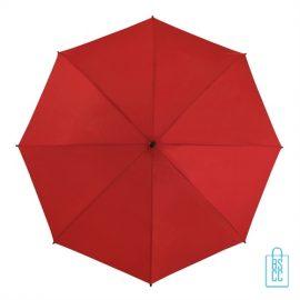 Goedkope paraplu bedrukt GP-31 rood EVA