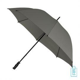 Golf paraplu bedrukken GP-6 grijs