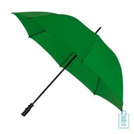 Golf paraplu bedrukken groene GP-6