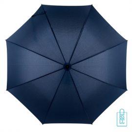 Golf paraplu bedrukken navy GP-49 logo