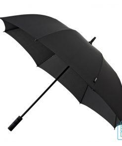 Luxe paraplu bedrukken GP-58 zwart