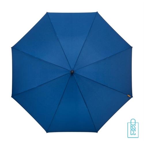Luxe paraplu bedrukken GP-67 blauw budget